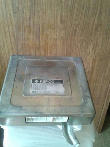 computadora de caja para hyundai accent automatico