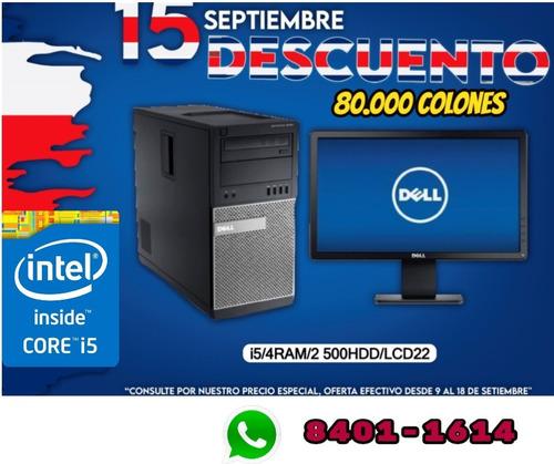 computadora de escritorio dell 9020