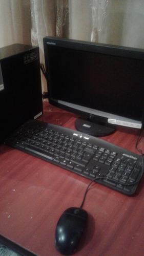 computadora de escritorio  emachines.