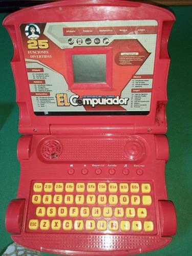 computadora de juego pra niños