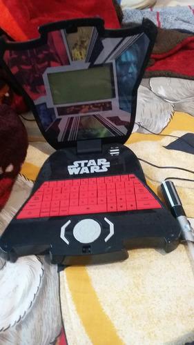 computadora de juegos de star wars