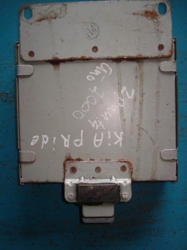 computadora de kia pride 2000