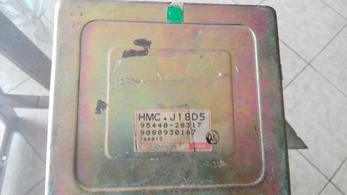computadora de la caja hyundai elantra 97, 98 automático