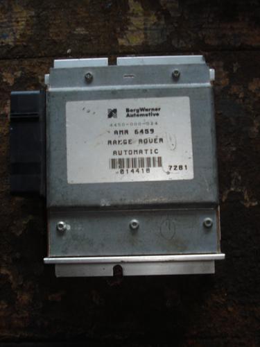 computadora de land rover , range rover  1996