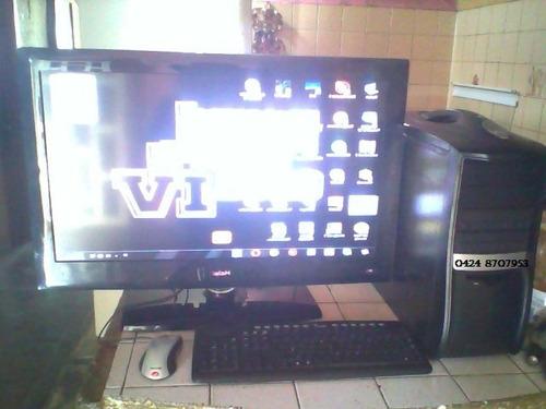 computadora de mesa usa net con todo usada