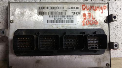 computadora de motor durango 2006 3.7l 56094058ad