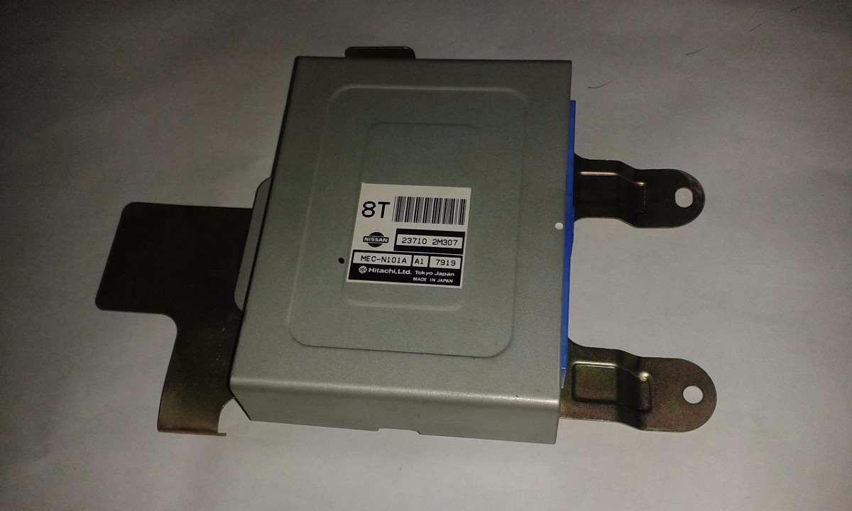 Computadora De Motor Nissan Sentra B14 Sincrónico - Bs. 14 ...