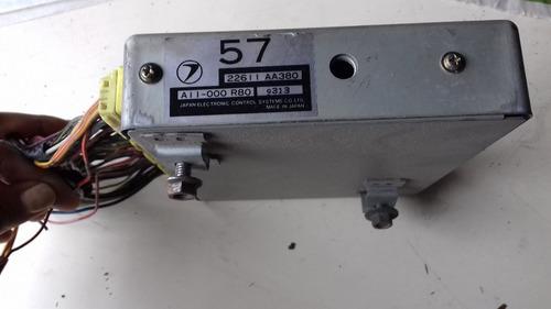 computadora de motor subaru legacy 91 al 94