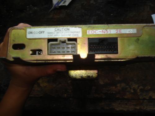 computadora de  nissan sentra 1987