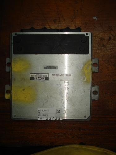 computadora de rover 75 del 2000
