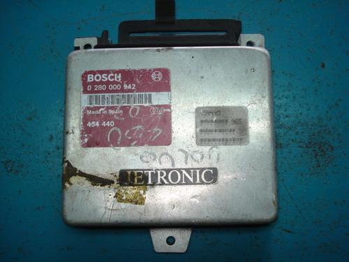 computadora de volvo 460 de 1992