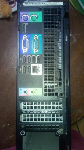 computadora dell 1090 (x partes procesador i5 3.4ghz)