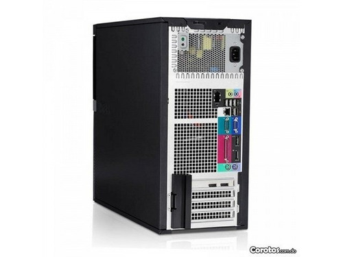 computadora dell 960 reacondicionada a nuevo c2duo e8600
