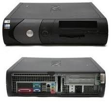 computadora dell barata lcd de 17 con 2gb de ram ideal cyber