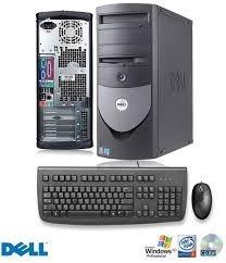 computadora dell completa  lcd 17 a 2gb de ram ideal cyber
