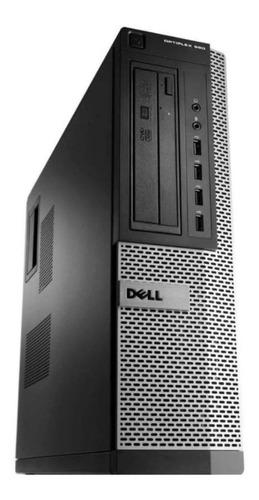 computadora dell cpu intel i5 500gb optiplex 990 8gb  renew