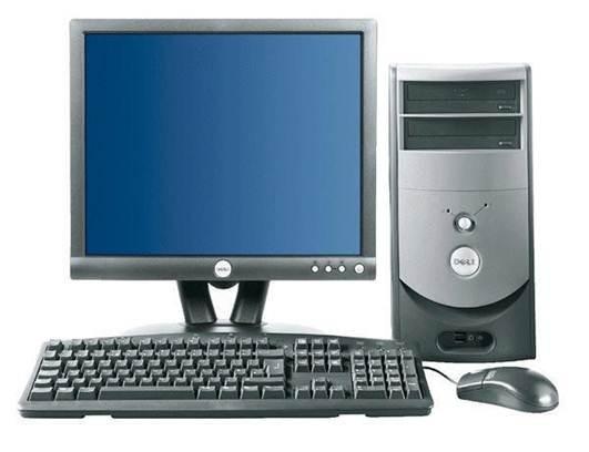 Computadora dell de escritorio 3 en mercado libre for Escritorio para computadora