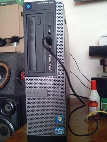 Computadora Dell Optiplex 790 I3 - 2120 3 30 Ghz - $ 4,522 00