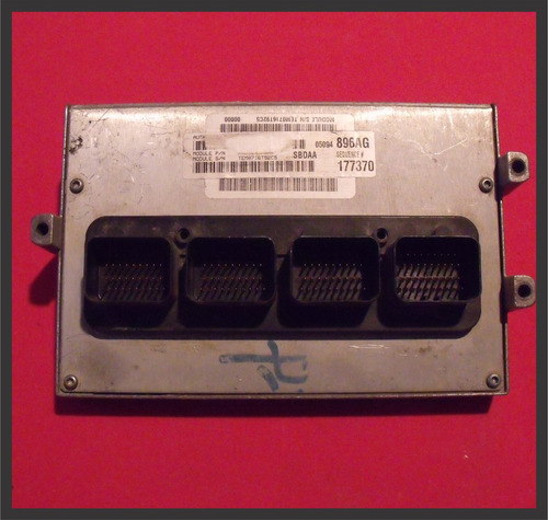 computadora dodge durango 05094896ag 5.7 2006
