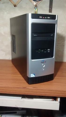 computadora dual core con monitor