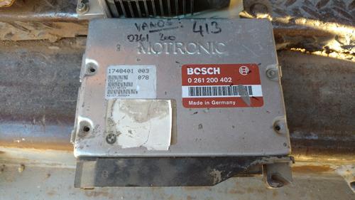 computadora ecu ecm de motor bmw  0261200402