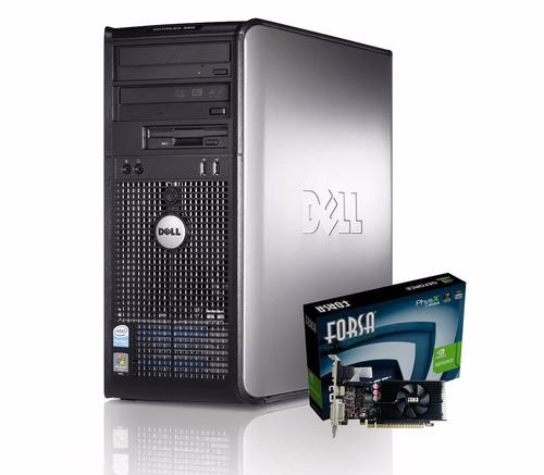 computadora escritorio core 2 duo 3.0 2tb 4gb video 2gb