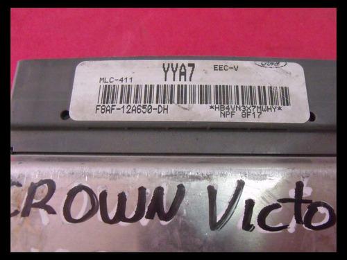 computadora ford crown victoria f8af-12a650-dh
