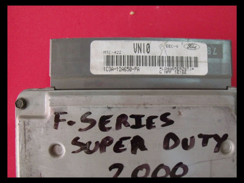 computadora ford super duty 1c3a-12a650-pa