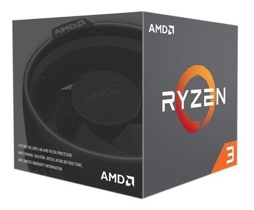 computadora gamer amd ryzen 3 placa video gtx1050 2gb hd 1tb