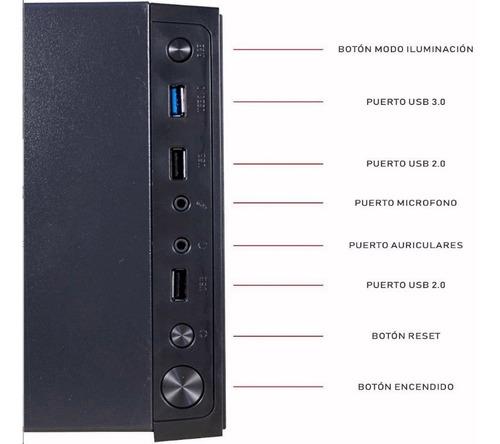 computadora gamer core i5 + 8gb + gtx 970 4gb - link.uy