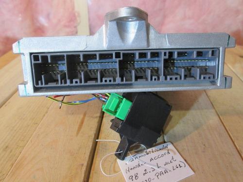 computadora honda accord 98 2.3l aut.