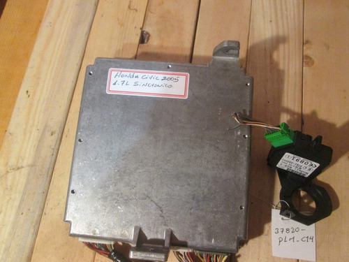 computadora honda civic 2005 1.7l sinc.
