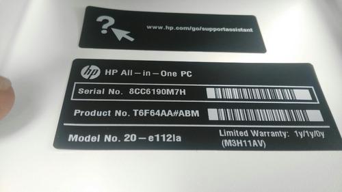 computadora hp 4 gb de ram disco duro de 1 tb