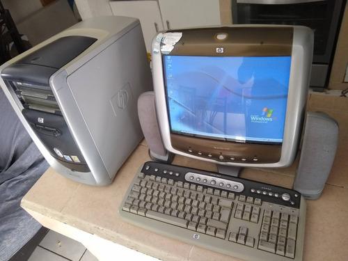 computadora hp pavilion 530k completa y funcional