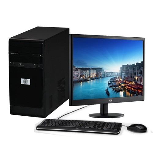 computadora hp slim x2 5.6ghz 500gb 4gb rw monitor 20 #c ndd