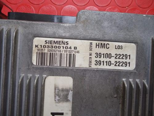 computadora hunday accent 1.3 p71