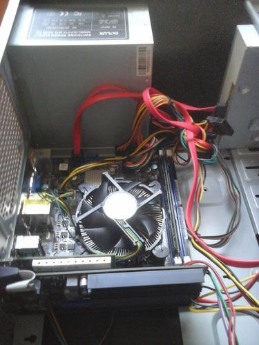 computadora i5 + t. video