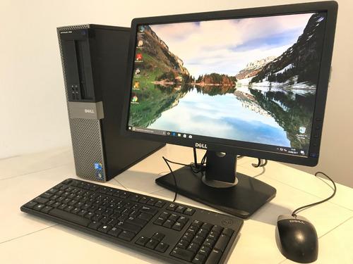 computadora intel core2duo 4gb,160gb, monitor 19¨ led