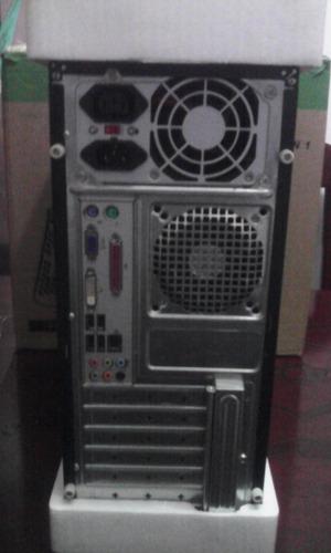 computadora intel core2duo,2gb ram, 160 hdd, cpu.
