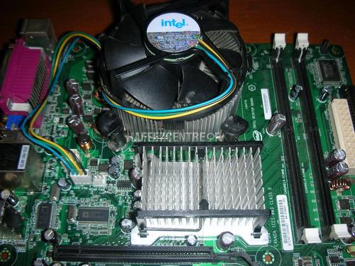 computadora intel d945, procesad dual core 1.8 ghz y monitor
