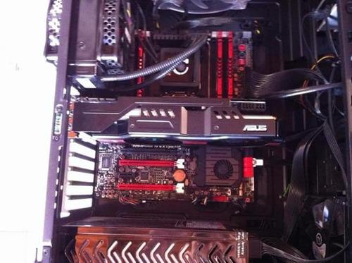 computadora intel i7 ddr3 nvidia 680 gtx 900vrds