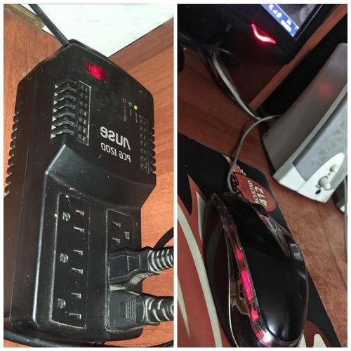 computadora intel pentium(r) 4gb ram