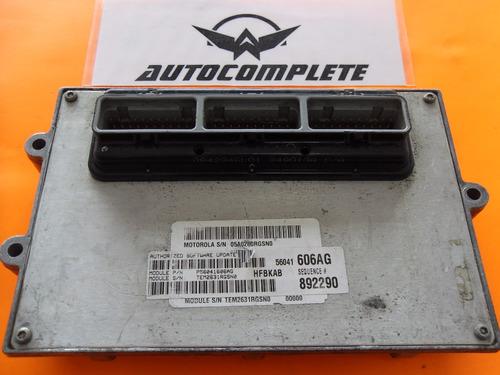 computadora jeep liberty 02-03 3.7lts 56041606ag programada