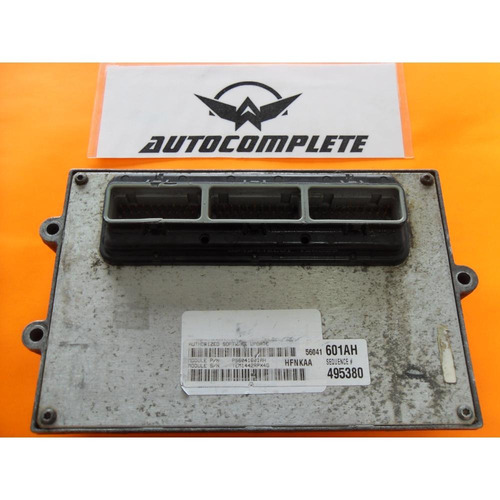 computadora jeep liberty 3.7lts 02-03 56041601ah programada