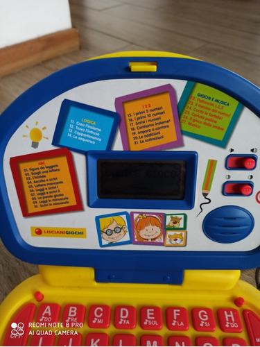 computadora juego para