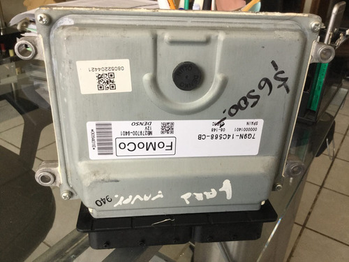 computadora land rover