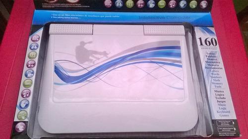 computadora lapto juguete interactivo educativo para niños.