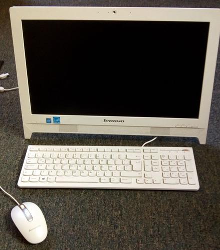 computadora lenovo c260