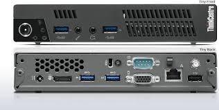 computadora lenovo m72 tiny core i5 monitor de 19  wide
