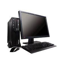 computadora lenovo m91 ultra slim core i5 monitor de 19